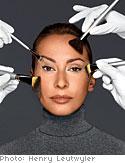 Makeup facelift