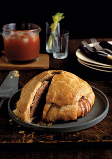 English Pork Pie