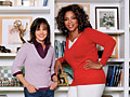Sally Field and Oprah