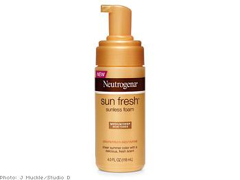 Neutrogena Sun Fresh Sunless Foam