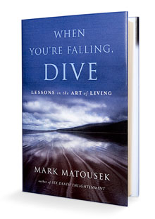 When You're Falling, Dive: Lessons in the Art of Living Mark Matousek