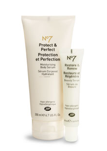 Tested - Boots No  7 Restore and Renew Serum