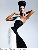 Supermodel Iman talks about her life-changing experience after a car accident and rethinking definit