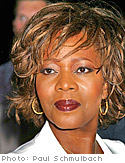 Actress Alfre Woodard