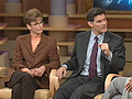 Dr. Judith Reichman and Dr. Mehmet Oz