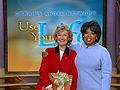 Donna and Oprah