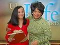 Irasema and Oprah