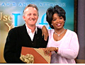 Oprah and Robert Egger