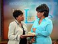 Tené and Oprah