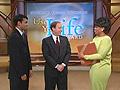 Rajiv, Eric and Oprah