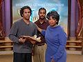 Khari, Jason and Oprah