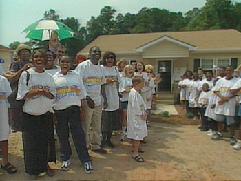 Our viewers built more than 200 new homes with Habitat for Humanity.
